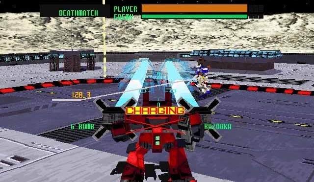 Classic Gaming Spotlight: Cyber Troopers Virtual-On