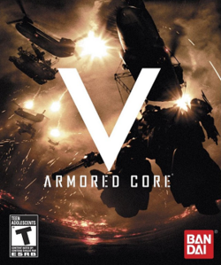 She's opposing Father! – Armored Core V
