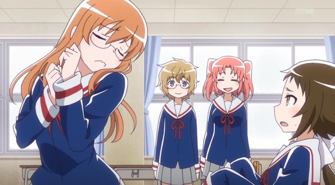 Anime Review – Engaged to the Unidentified
