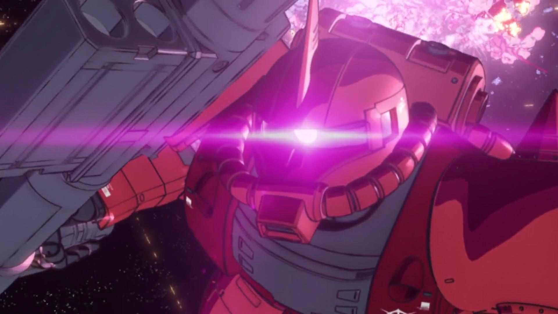 Anime Review: Mobile Suit Gundam: The Origin I – Blue-Eyed Casval