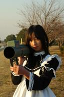 cosplay maid rocket_launcher // 2278x3430 // 334.9KB