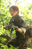 ALICE Colt Vietnam cosplay firearm:Colt_Commando photo scope woodland_camo // 568x852 // 66.9KB