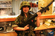 Howa cosplay firearm:Type_89 flecktarn helmet photo // 500x330 // 70.3KB